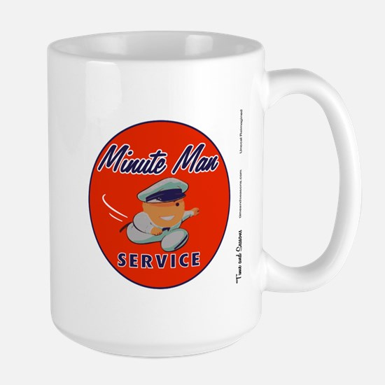 Minute Man Mug Mugs