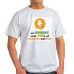 Go Veggie 2 Light T-Shirt