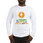 Go Veggie 2 Long Sleeve T-Shirt