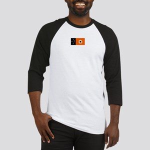 northern territory flag Baseball Jersey