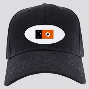 northern territory flag Black Cap