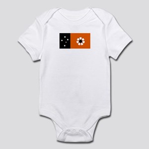 northern territory flag Infant Bodysuit