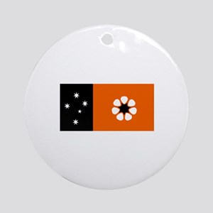 northern territory flag Ornament (Round)