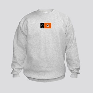northern territory flag Kids Sweatshirt