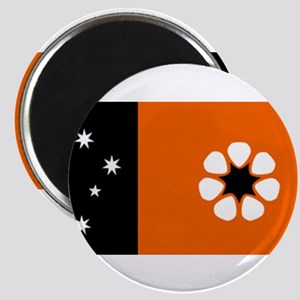 northern territory flag Magnet