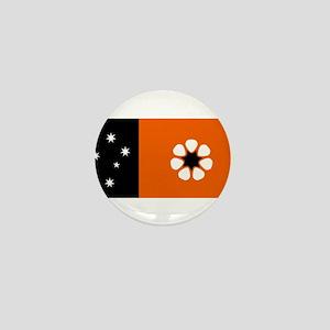 northern territory flag Mini Button