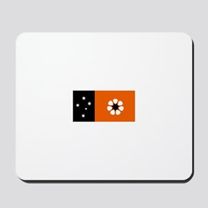 northern territory flag Mousepad