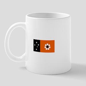 northern territory flag Mug