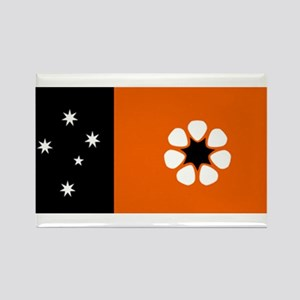 northern territory flag Rectangle Magnet