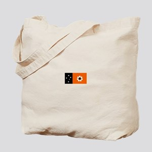 northern territory flag Tote Bag