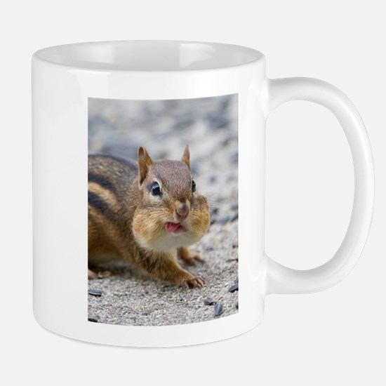 Funny Chipmunk Mugs