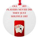 SHUFFLE Ornament