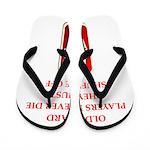 SHUFFLE Flip Flops