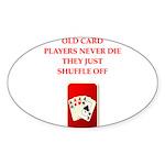 SHUFFLE Sticker