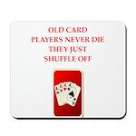 SHUFFLE Mousepad
