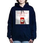 SHUFFLE Women's Hooded Sweatshirt