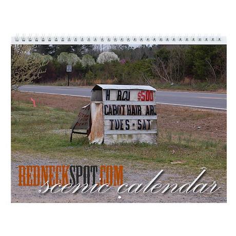 Scenic Calendar - Beauty of Arkansas