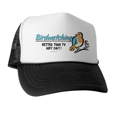 Birdwatching Trucker Hat