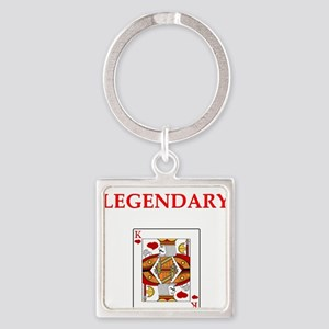 card player Keychains
