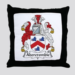 Abercrombie Throw Pillow