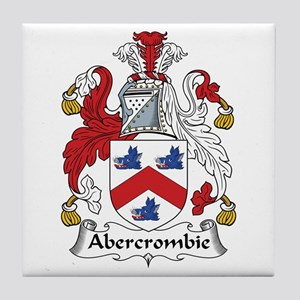 Abercrombie Tile Coaster