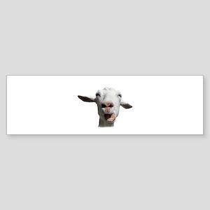 Goat001 Bumper Sticker