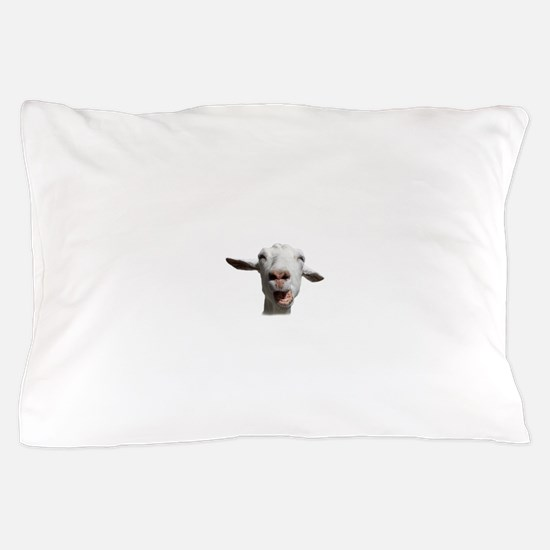 Cute Goat Pillow Case