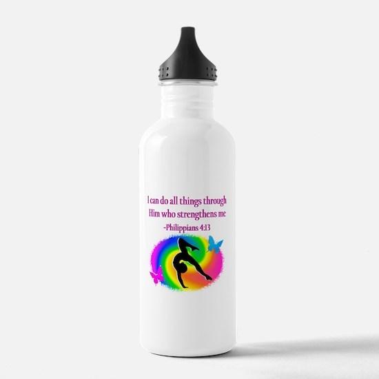GYMNAST PHILIPPIANS Sports Water Bottle