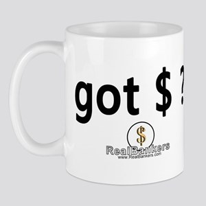 Got Money? Logo Mug