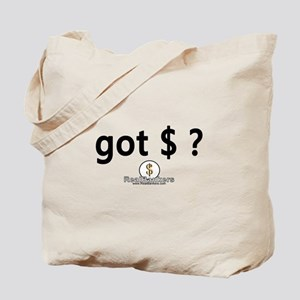 Got Money? Logo Tote Bag