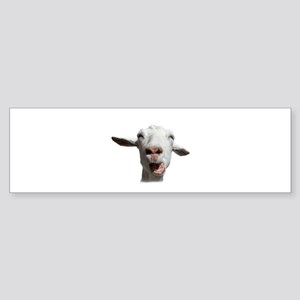 Goat001 Bumper Sticker