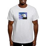 Patriotic Ash Grey T-Shirt
