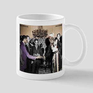 Selassie Meeting Mugs