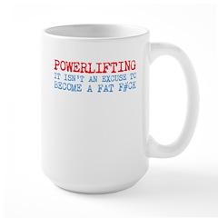 Powerlifting Powerlifter Mugs