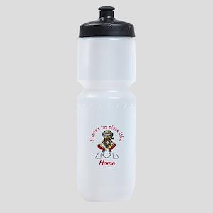 No Place Like Home Sports Bottle