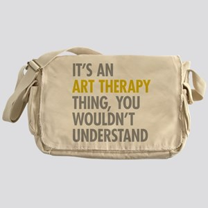 Its An Art Therapy Thing Messenger Bag