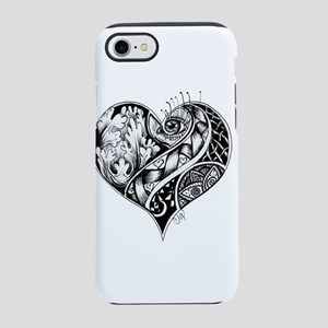 Seeing Heart iPhone 7 Tough Case