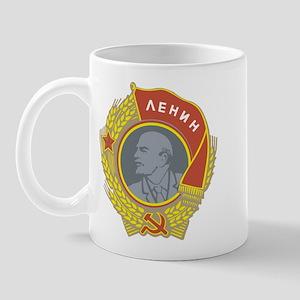V Lenin Mug