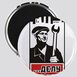 Workers Unite! Magnet