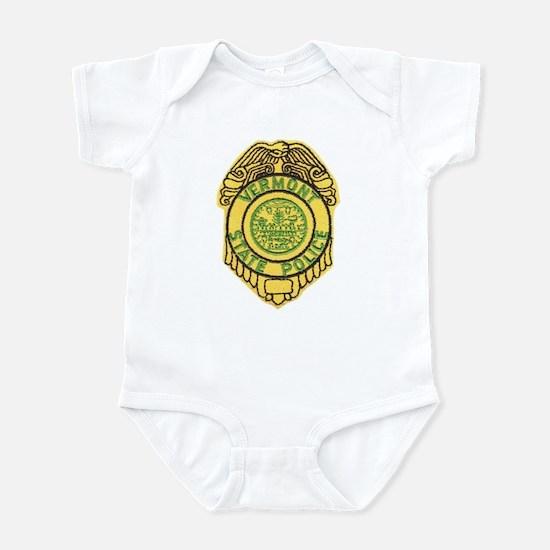 Vermont State Police Infant Bodysuit