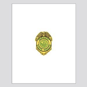 Vermont State Police Small Poster