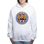 USS MILLER Women's Hooded Sweatshirt