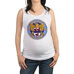 USS MILLER Maternity Tank Top