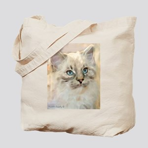 Ragamuffin Cat Tote Bag