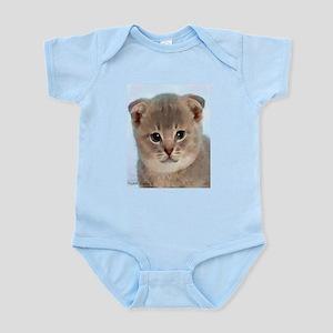 Scottish Fold Cat Body Suit
