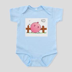 Piggy Body Suit