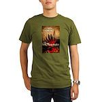 The Mesmerist Organic Men's T-Shirt (dark)