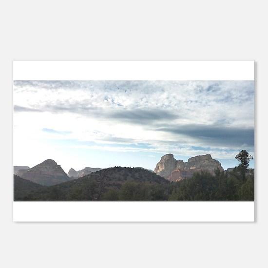 Cute Bad lands Postcards (Package of 8)