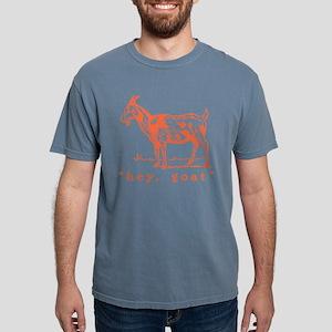 Hey, Goat Black T-Shirt