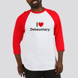 Debauchery Baseball Jersey